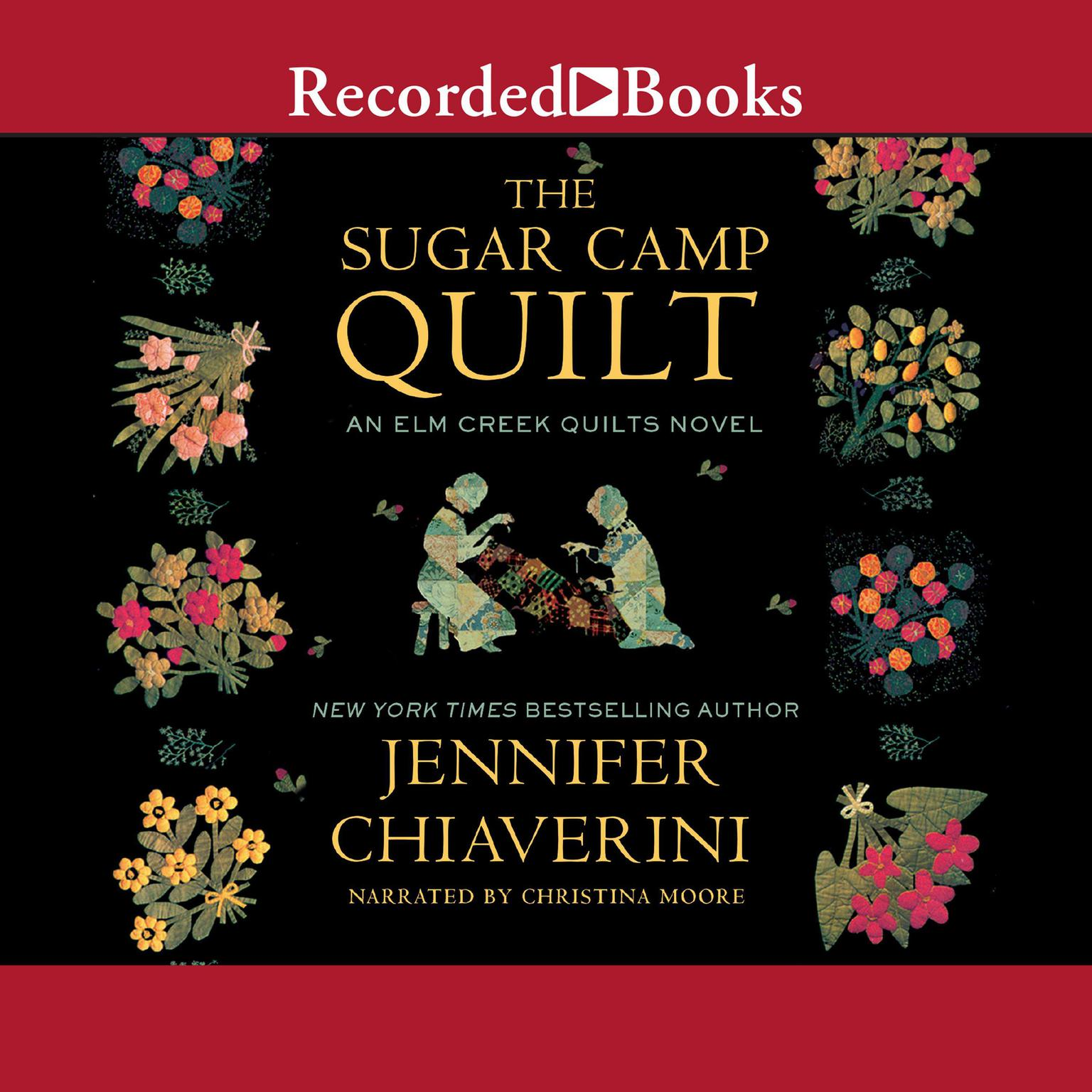 Printable The Sugar Camp Quilt Audiobook Cover Art