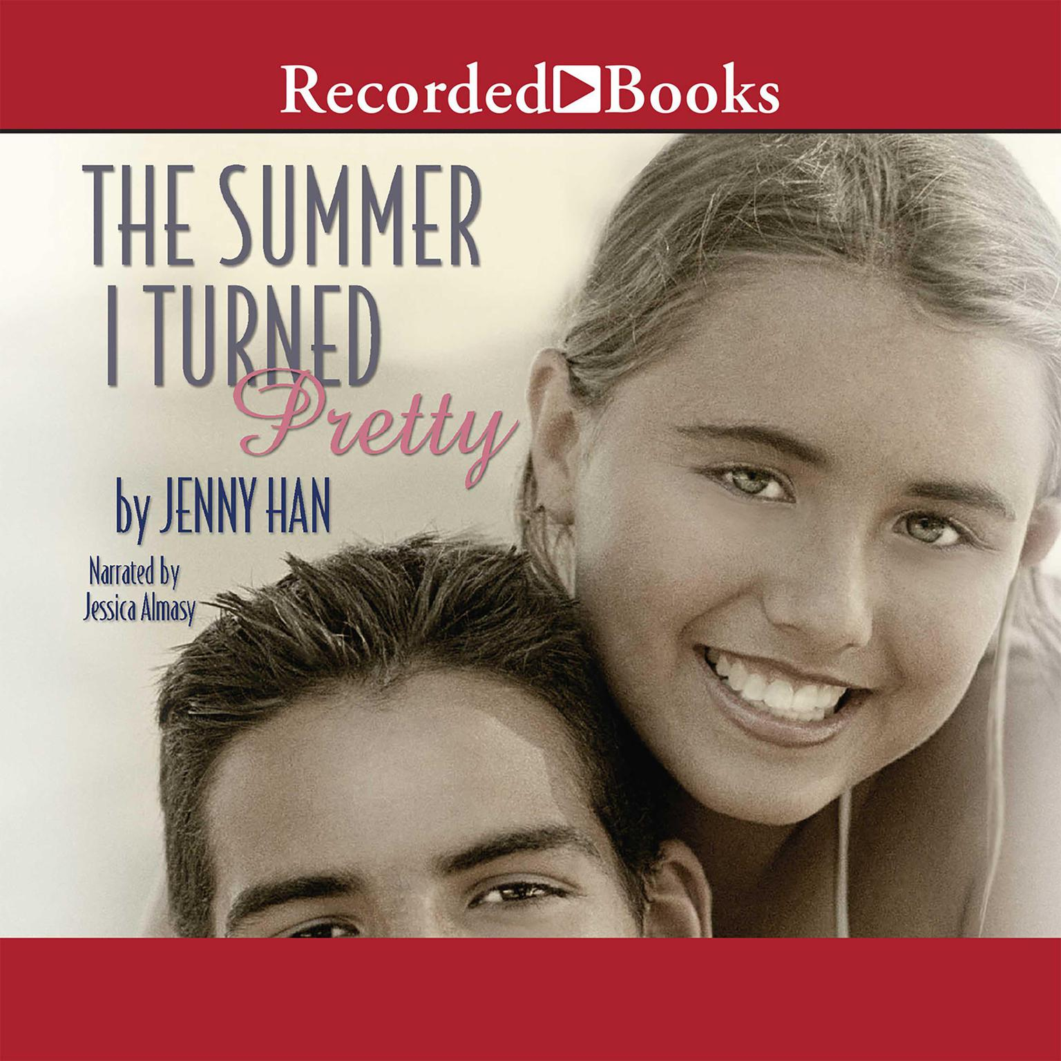 Printable The Summer I Turned Pretty Audiobook Cover Art