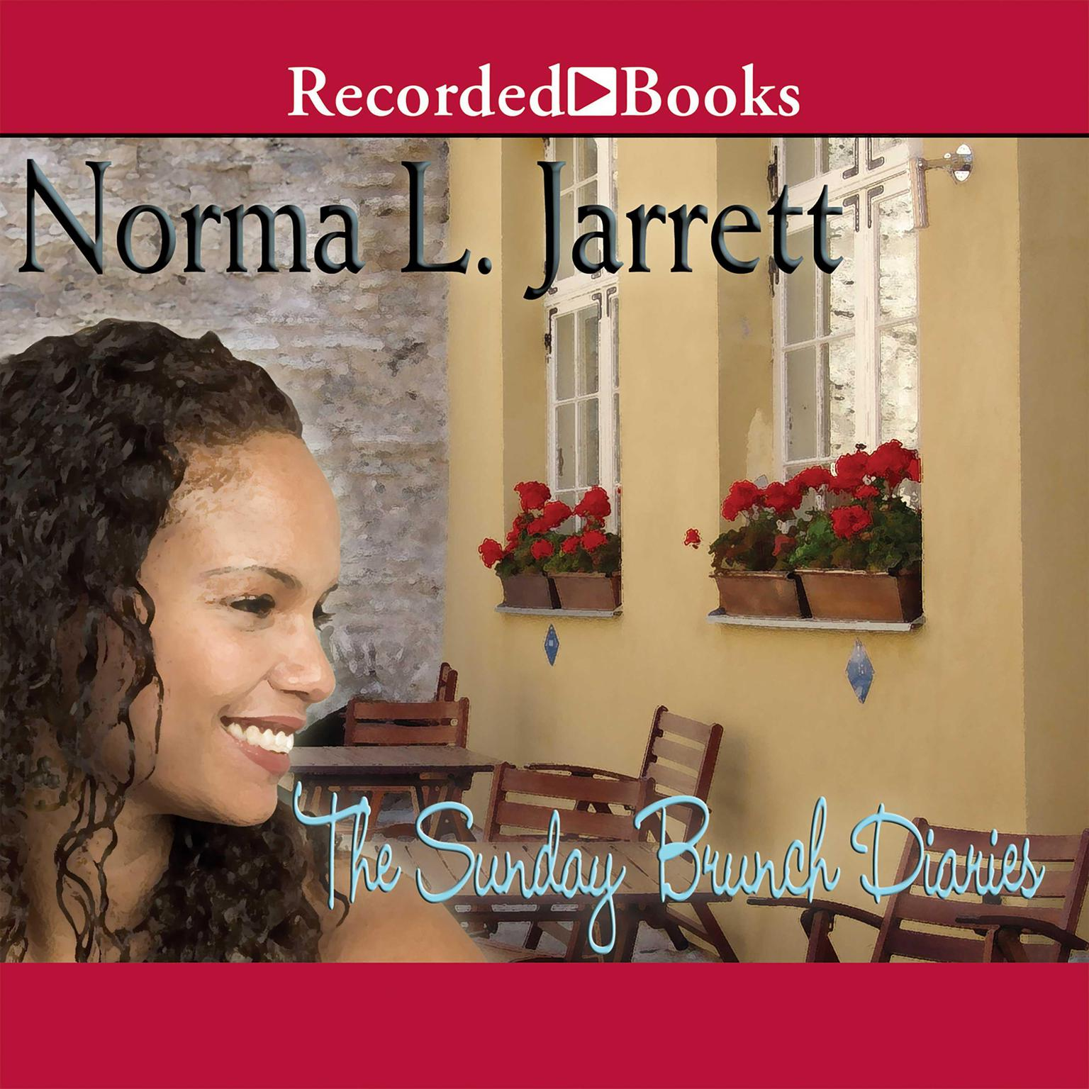 Printable The Sunday Brunch Diaries Audiobook Cover Art