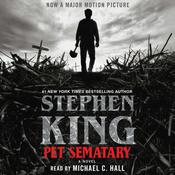 Pet Sematary Audiobook, by Stephen King