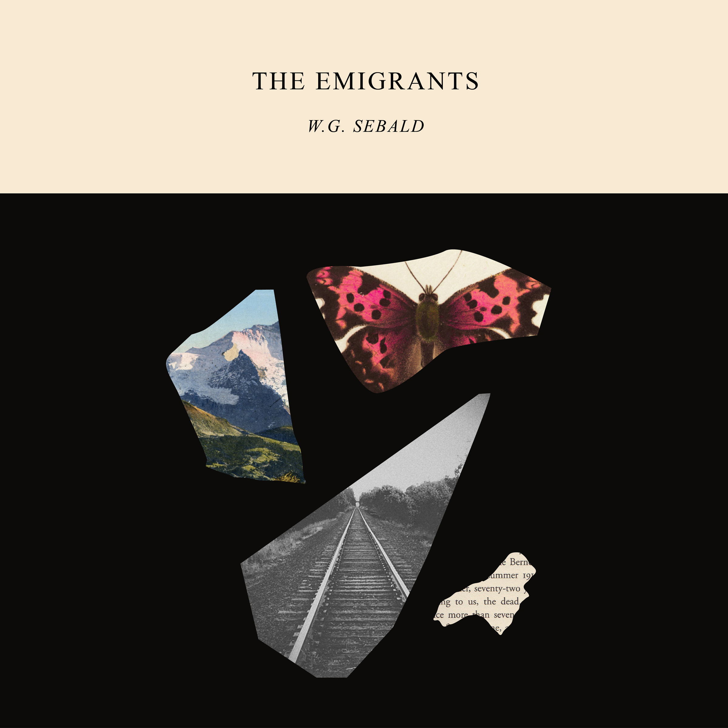 Printable The Emigrants Audiobook Cover Art