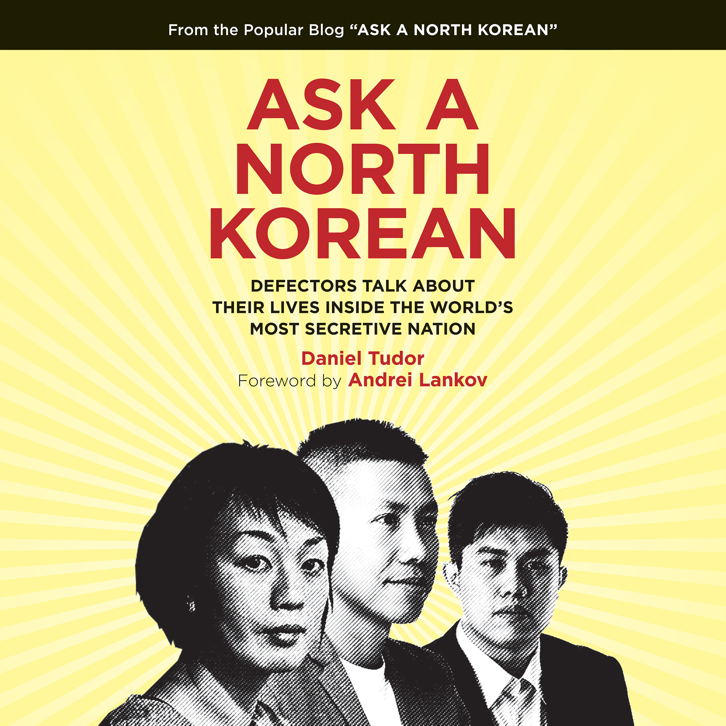 Printable Ask a North Korean: Defectors Talk About Their Lives Inside the World's Most Secretive Nation Audiobook Cover Art