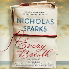 Every Breath: A Novel Audiobook, by Nicholas Sparks