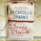 Every Breath Audiobook, by Nicholas Sparks