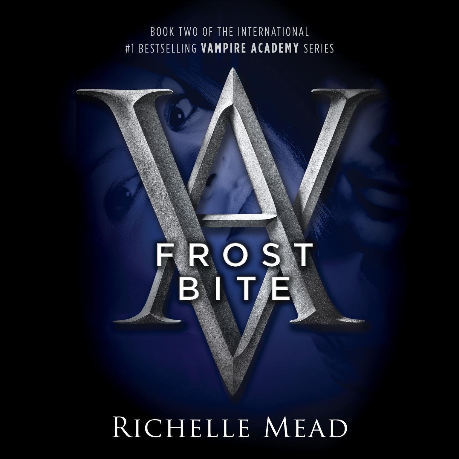 Printable Frostbite: A Vampire Academy Novel Audiobook Cover Art