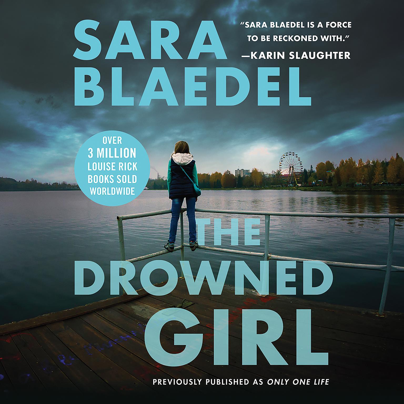 The Drowned Girl Audiobook, by Sara Blaedel