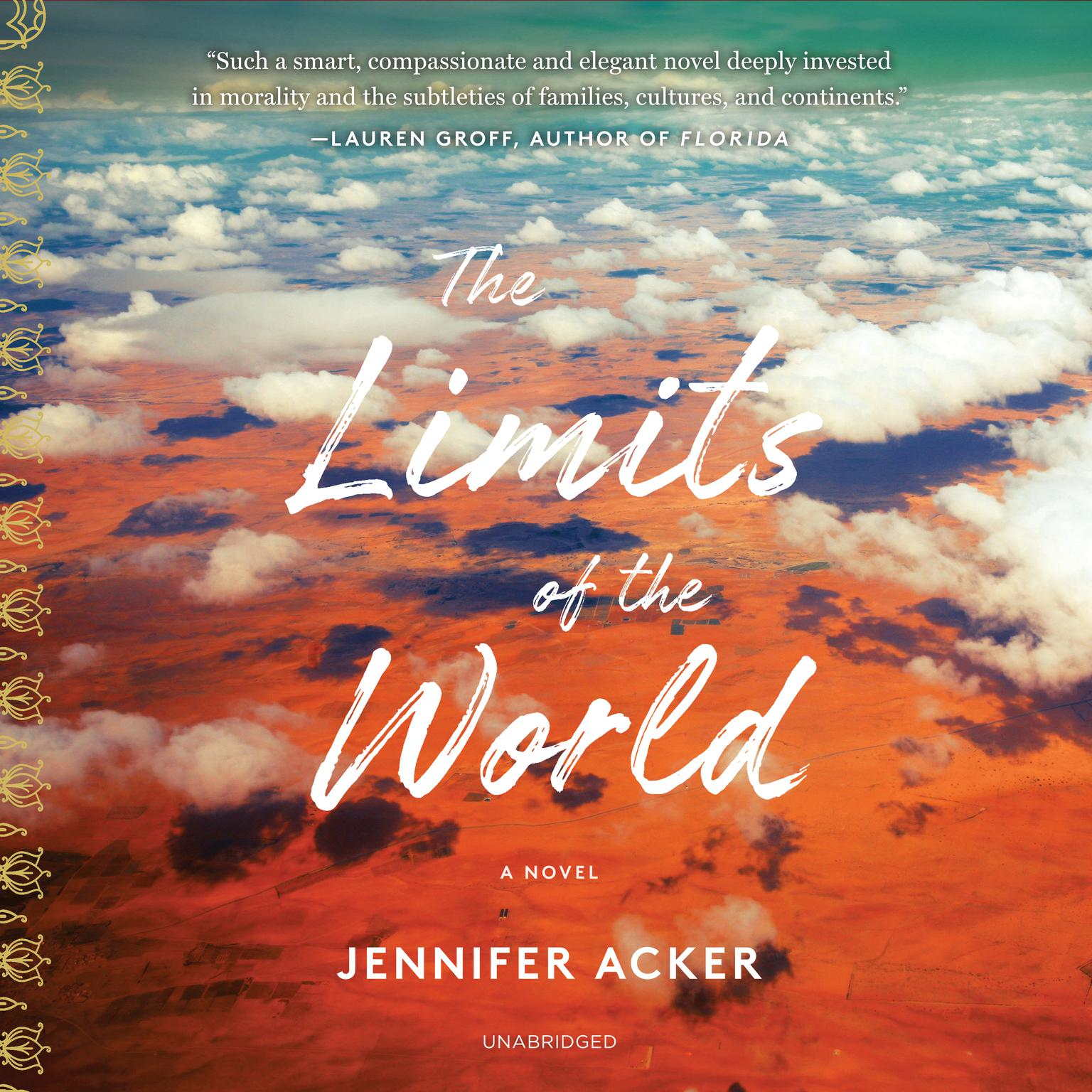 Printable The Limits of the World: A Novel Audiobook Cover Art