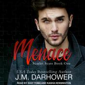 Menace Audiobook, by J. M. Darhower