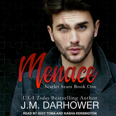 Menace Audiobook, by J. M. Darhower