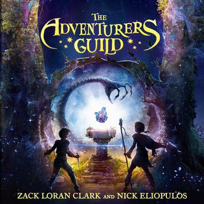 The Adventurers Guild Audiobook, by Nick Eliopulos