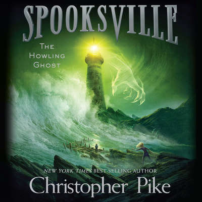 The Howling Ghost Audiobook, by Christopher Pike