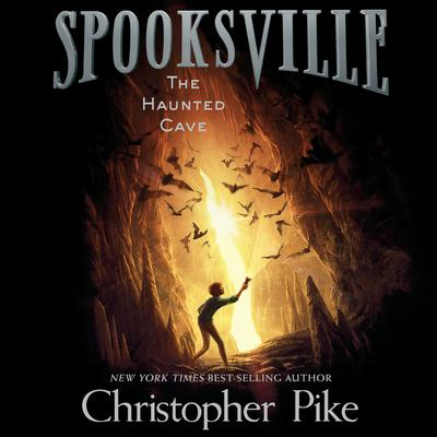 The Haunted Cave Audiobook, by Christopher Pike