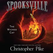 The Wicked Cat Audiobook, by Christopher Pike