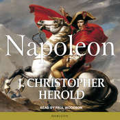 Napoleon Audiobook, by J. Christopher Herold