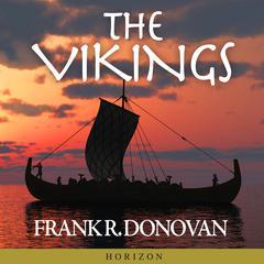 The Vikings Audiobook, by Frank R. Donovan, Chris Sorensen