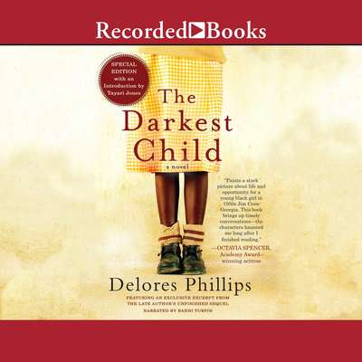 The Darkest Child Audiobook, by Delores Phillips