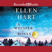 A Whisper of Bones Audiobook, by Ellen Hart