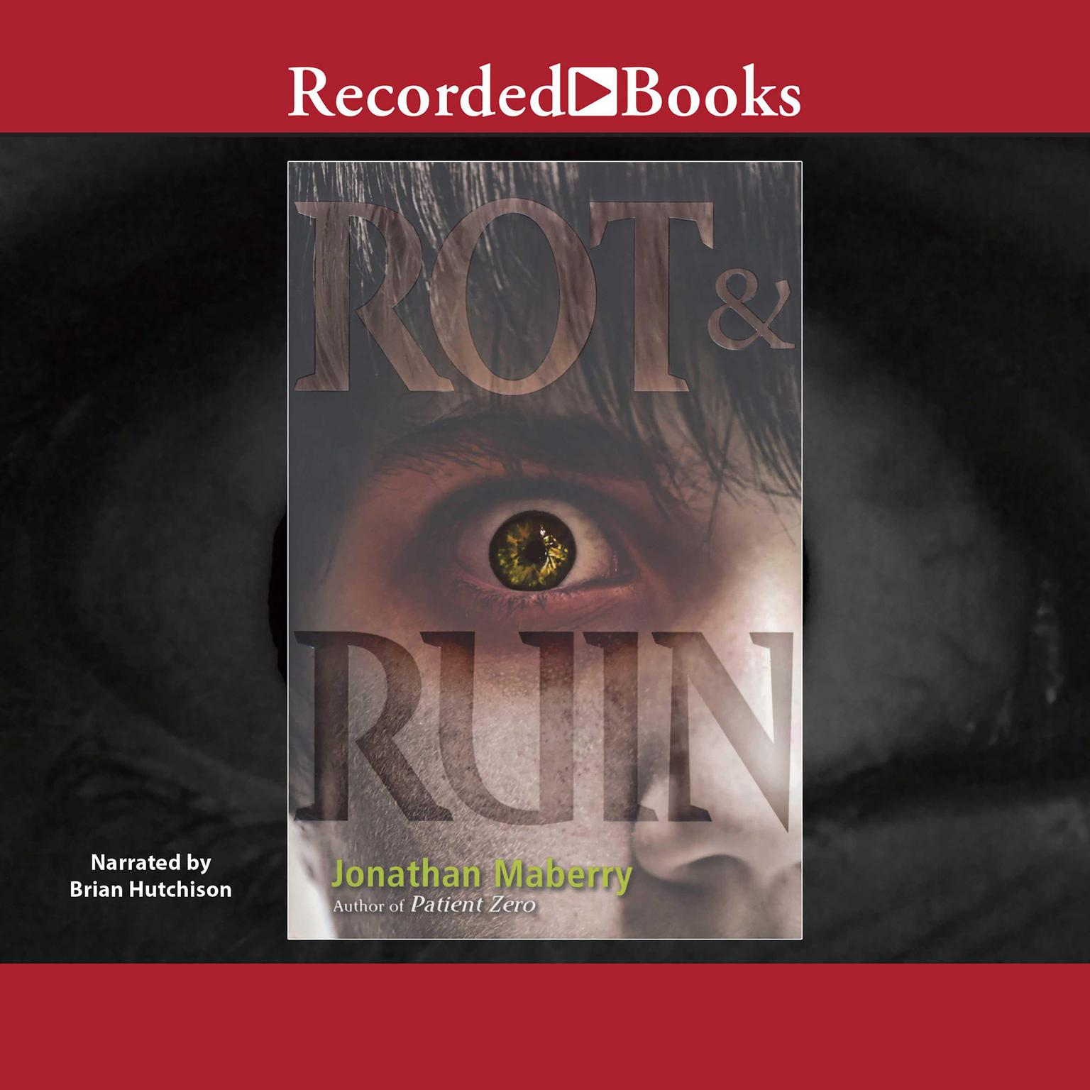Printable Rot & Ruin Audiobook Cover Art