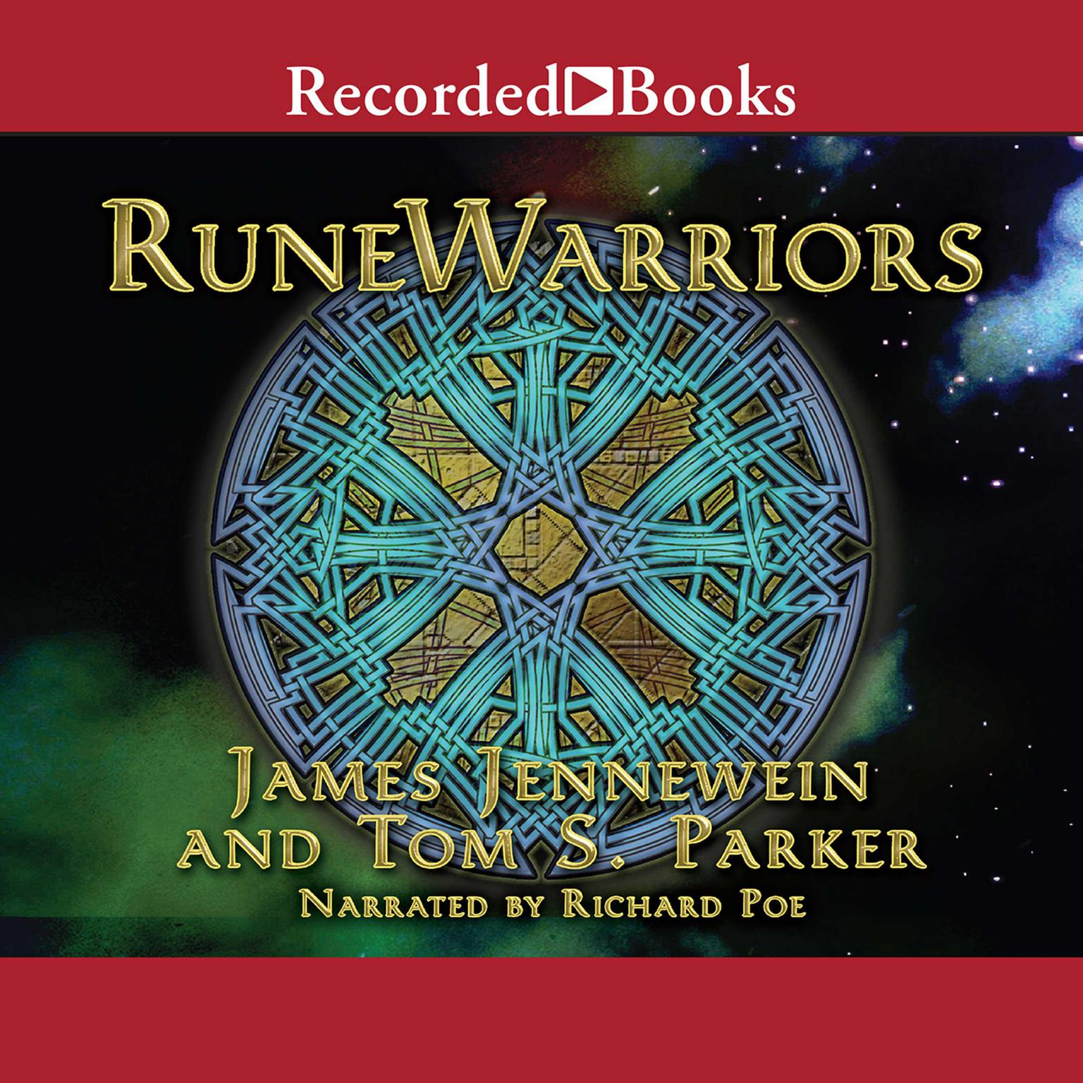 Printable RuneWarriors Audiobook Cover Art