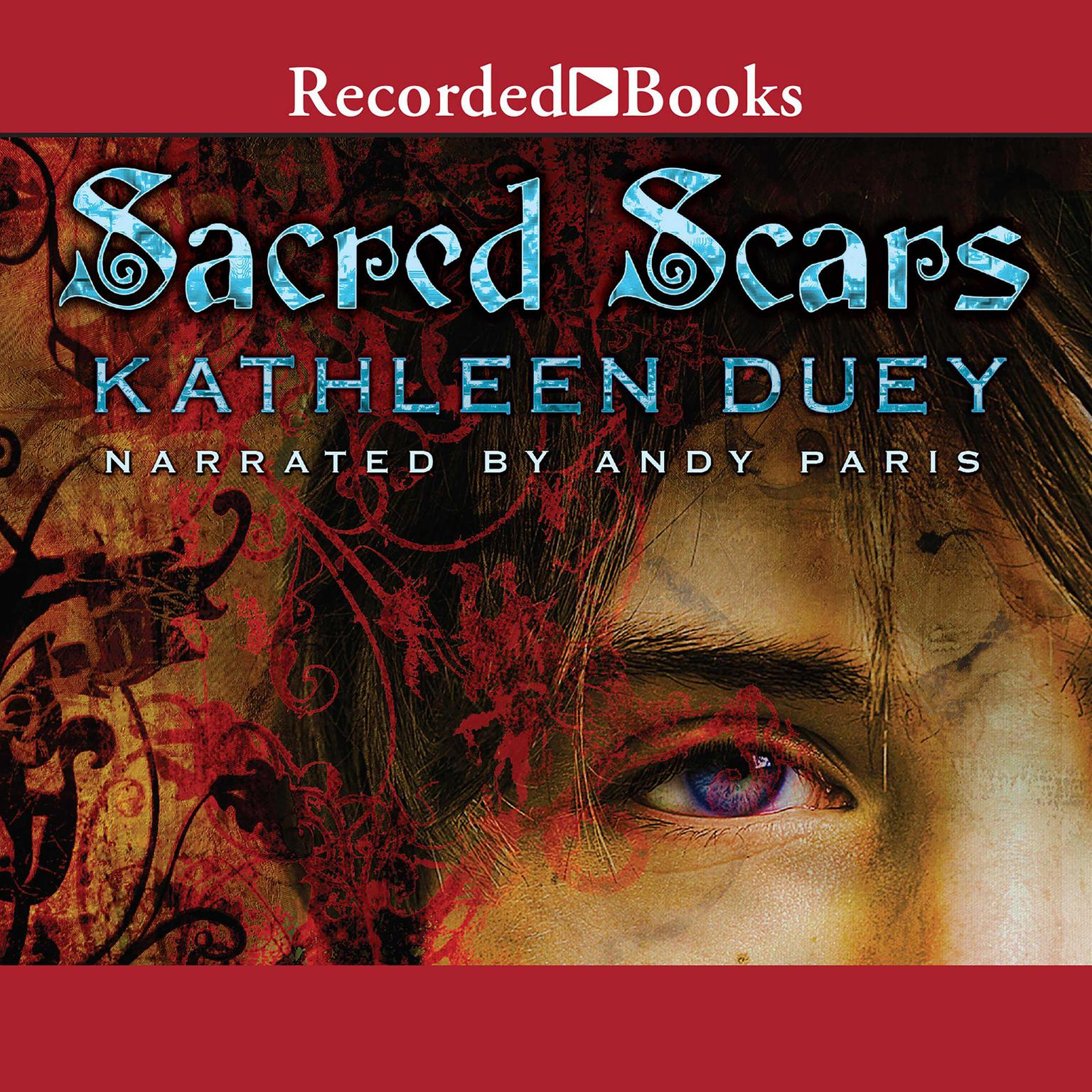 Printable Sacred Scars Audiobook Cover Art