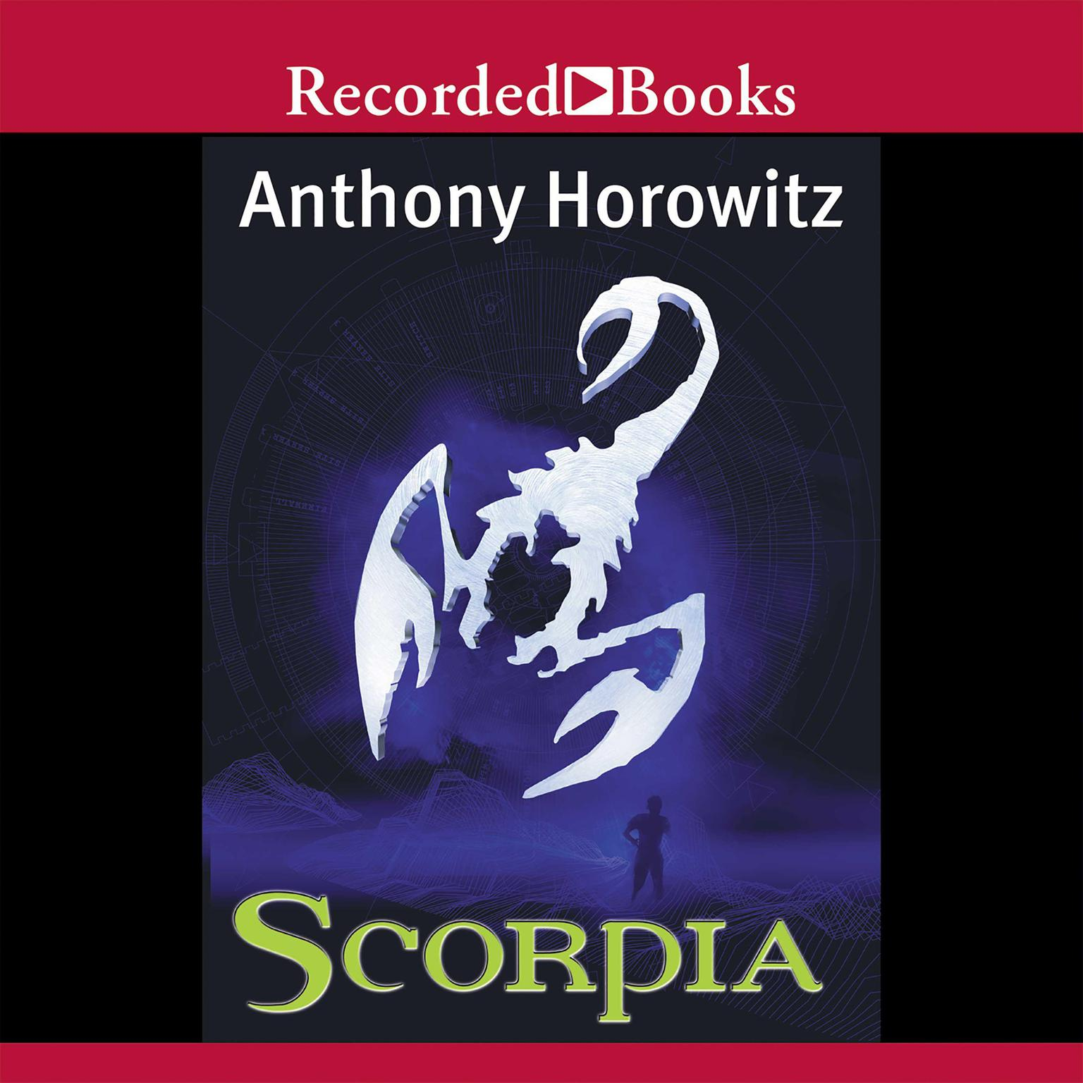 Printable Scorpia Audiobook Cover Art