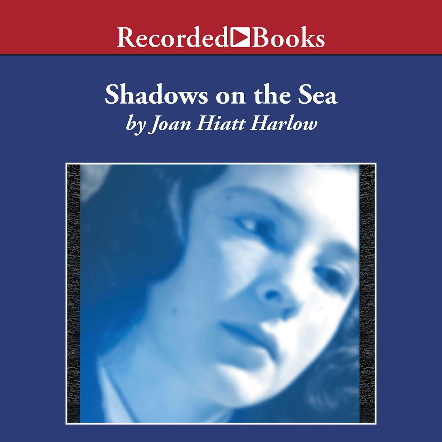Printable Shadows on the Sea Audiobook Cover Art
