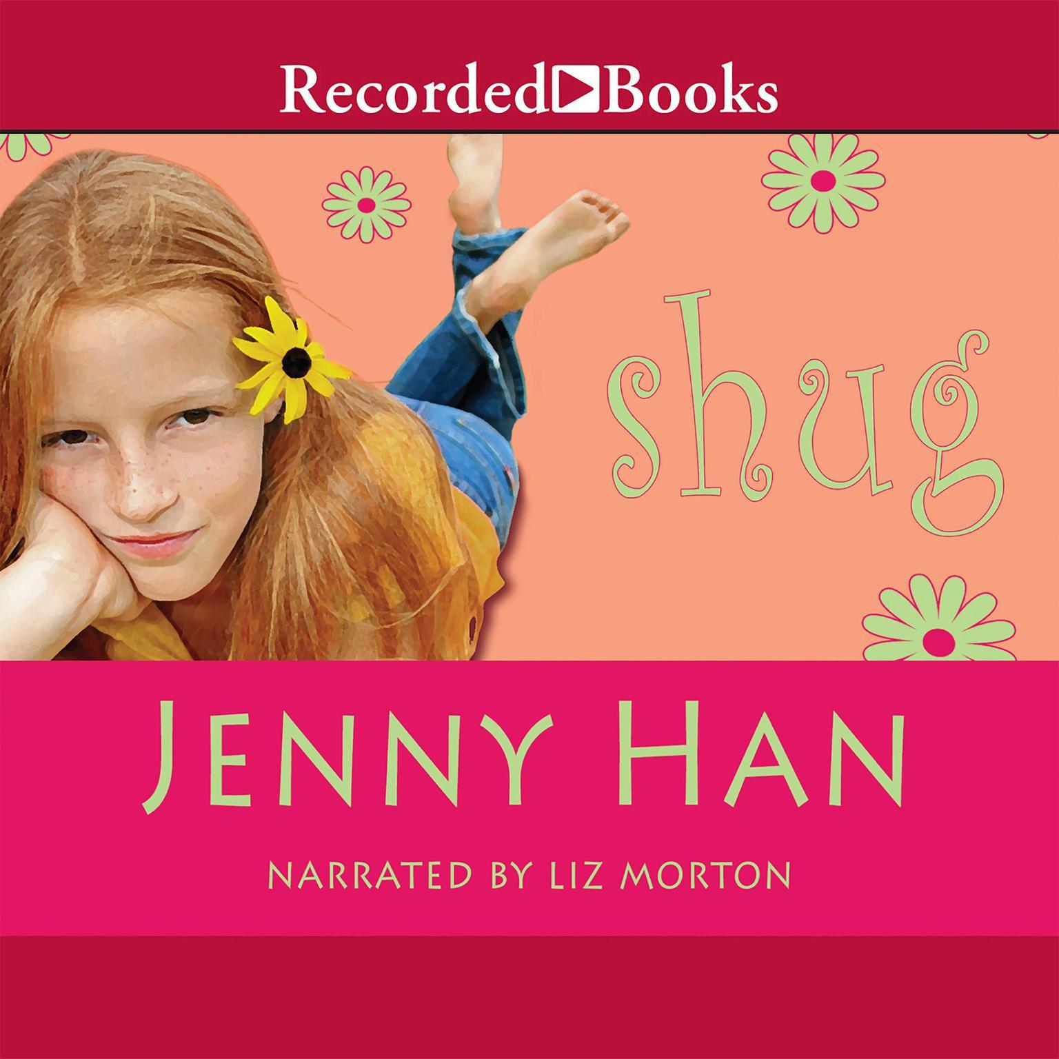 Printable Shug Audiobook Cover Art