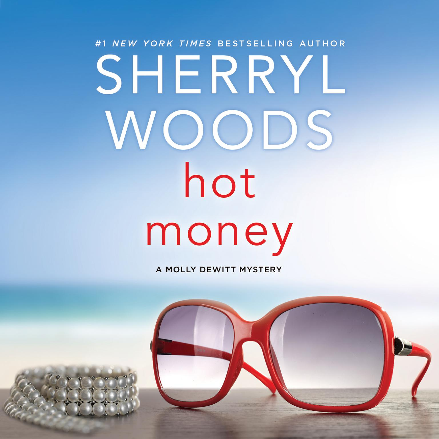 Printable Hot Money Audiobook Cover Art