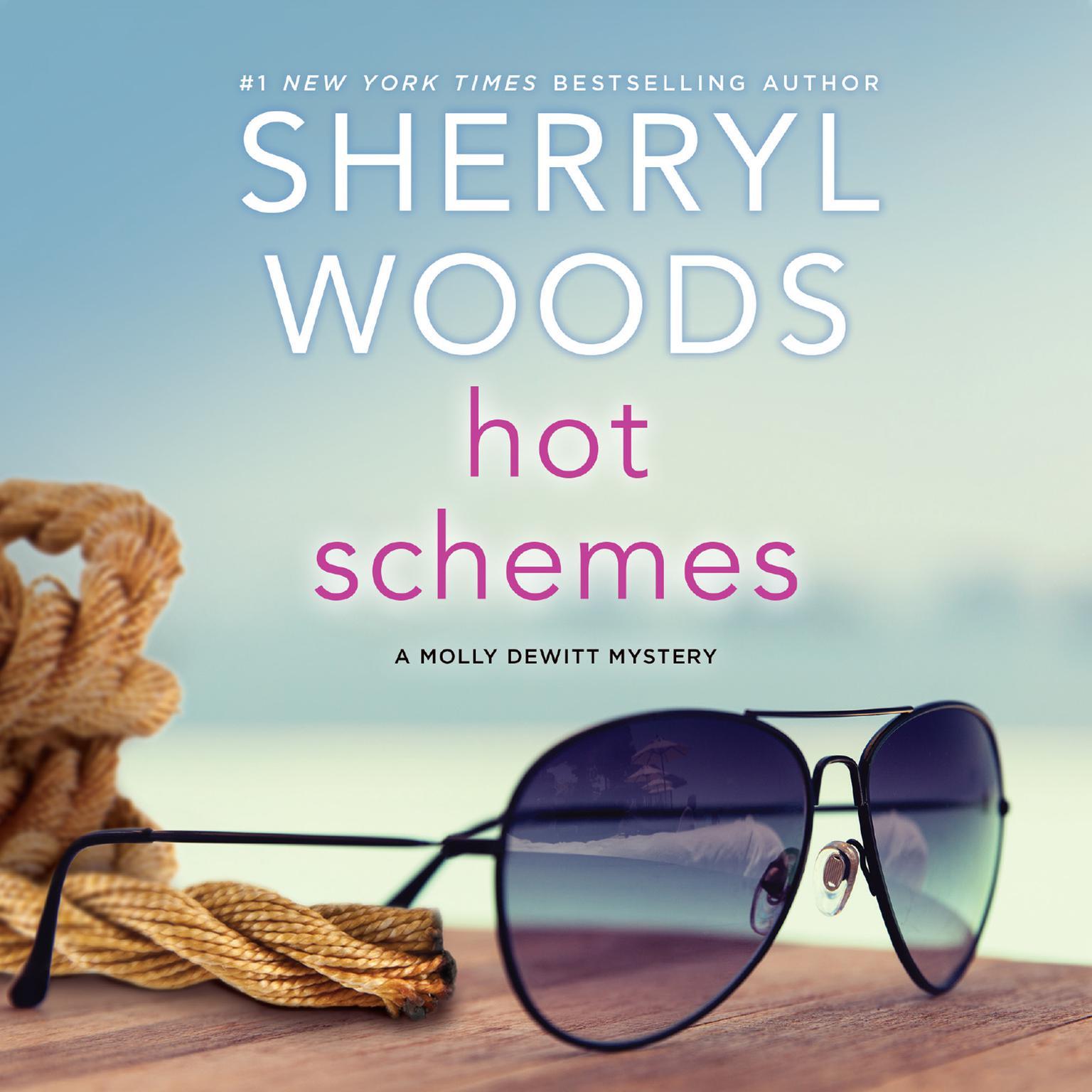 Printable Hot Schemes Audiobook Cover Art