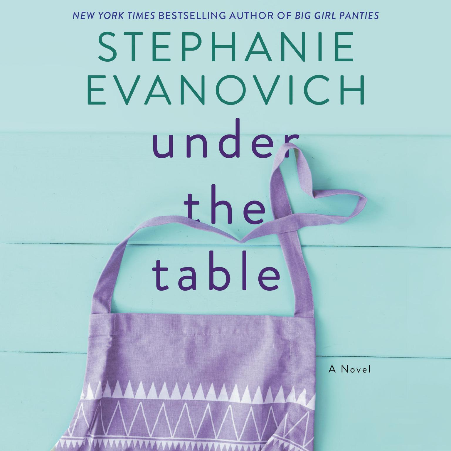 Printable Under the Table: A Novel Audiobook Cover Art