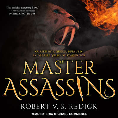 Master Assassins Audiobook, by Robert V. S. Redick