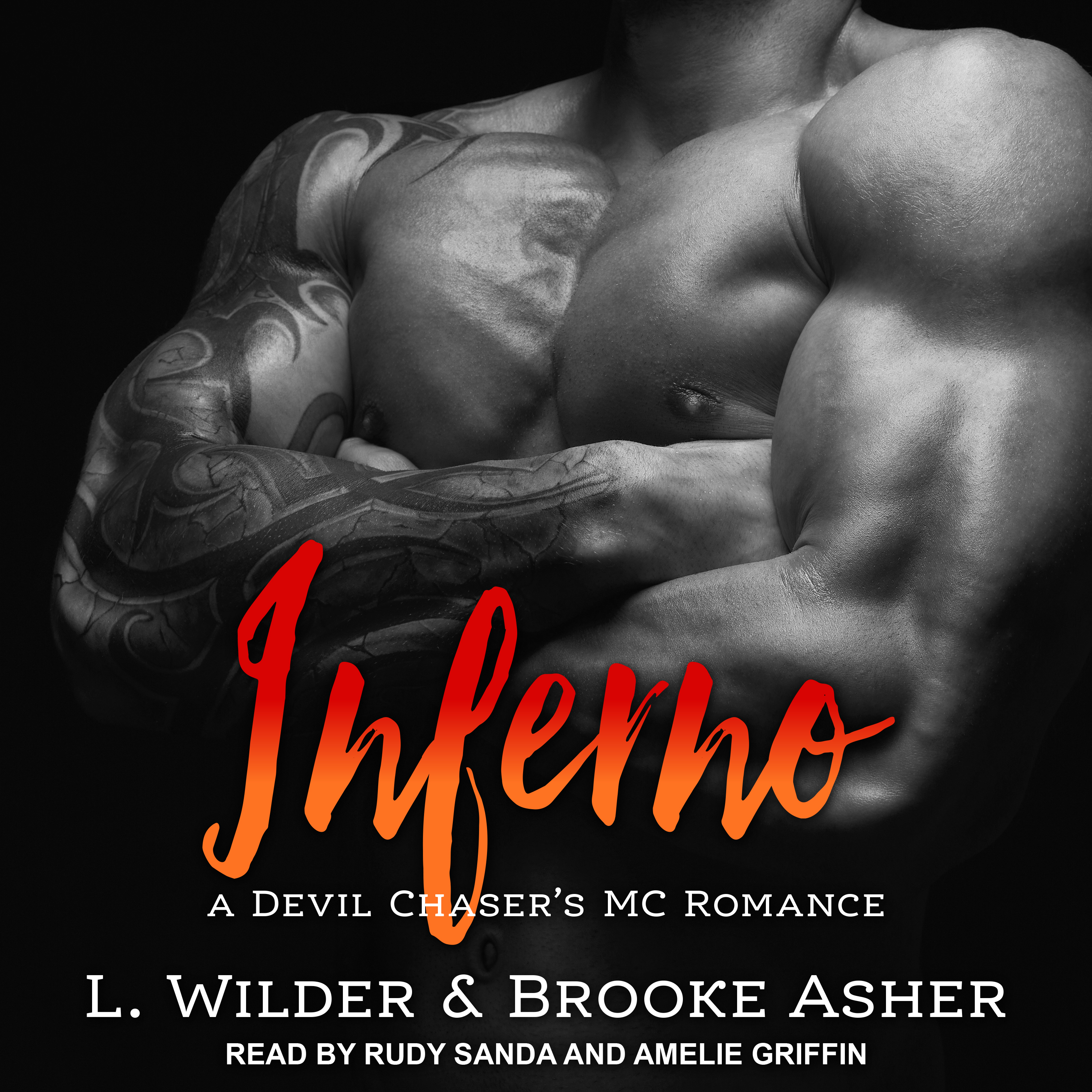 Printable Inferno Audiobook Cover Art
