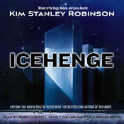 Icehenge Audiobook, by Kim Stanley Robinson