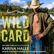 Wild Card Audiobook, by Karina Halle|
