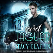 Secret Jaguar Audiobook, by Stacy Claflin|