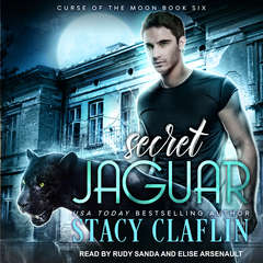 Secret Jaguar Audiobook, by Stacy Claflin