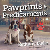 Pawprints & Predicaments Audiobook, by Bethany Blake