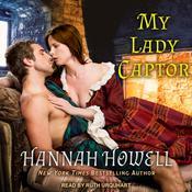My Lady Captor Audiobook, by Hannah Howell