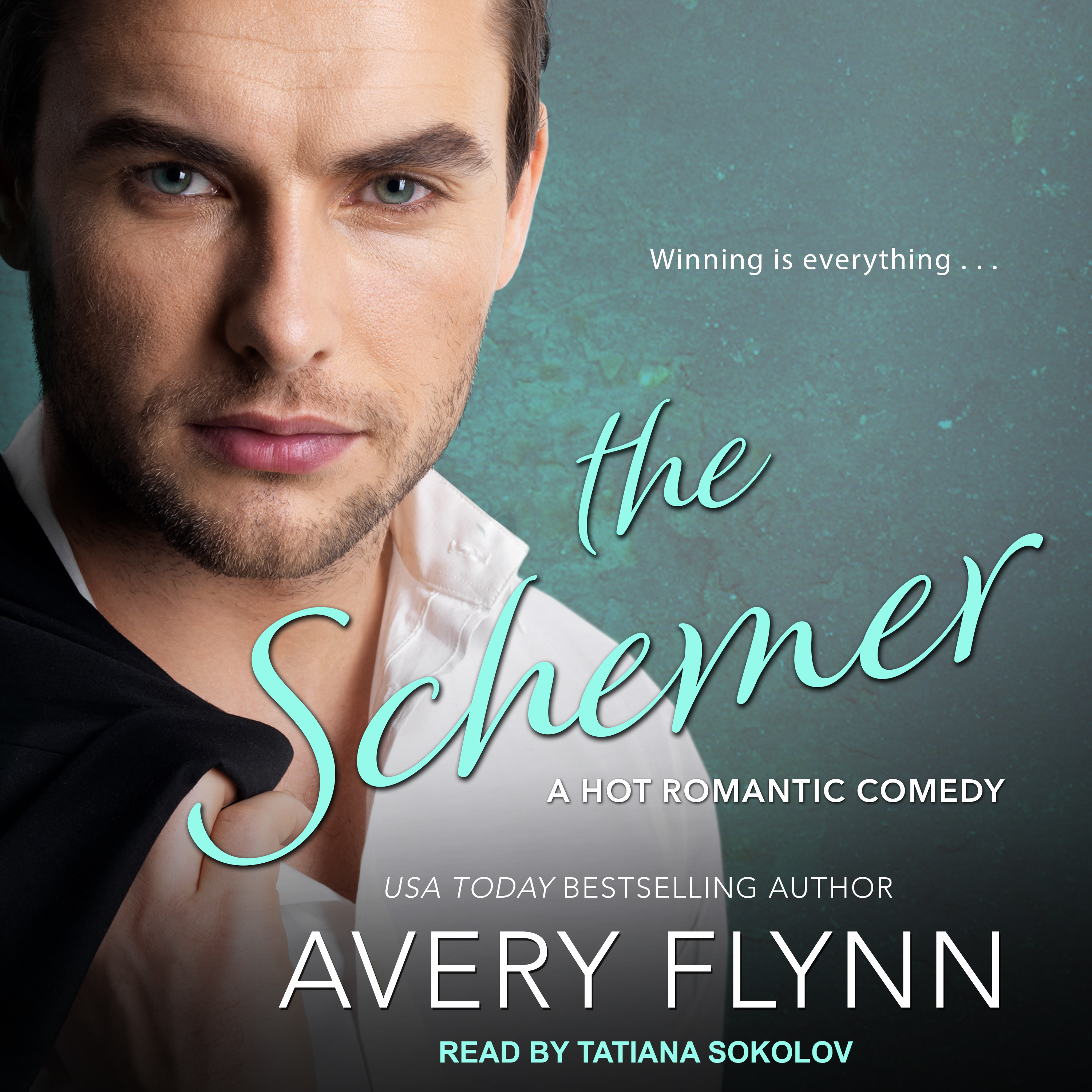 Printable The Schemer Audiobook Cover Art