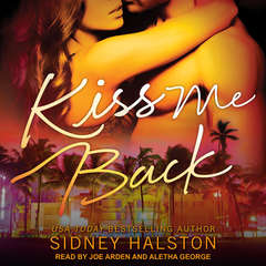 Kiss Me Back Audiobook, by Sidney Halston