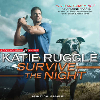 Survive the Night Audiobook, by Katie Ruggle