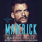 Maverick Audiobook, by Karina Halle