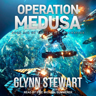Operation Medusa Audiobook, by Glynn Stewart