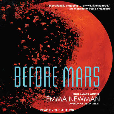 Before Mars Audiobook, by Emma Newman