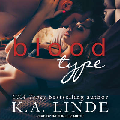 Blood Type Audiobook, by K. A. Linde