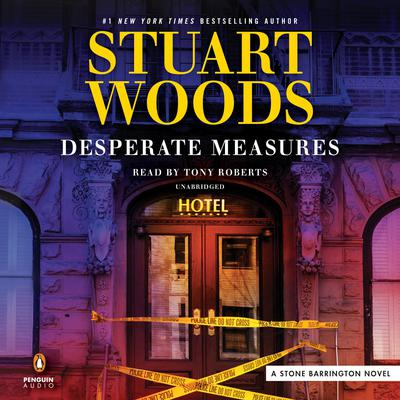 Desperate Measures Audiobook, by Stuart Woods