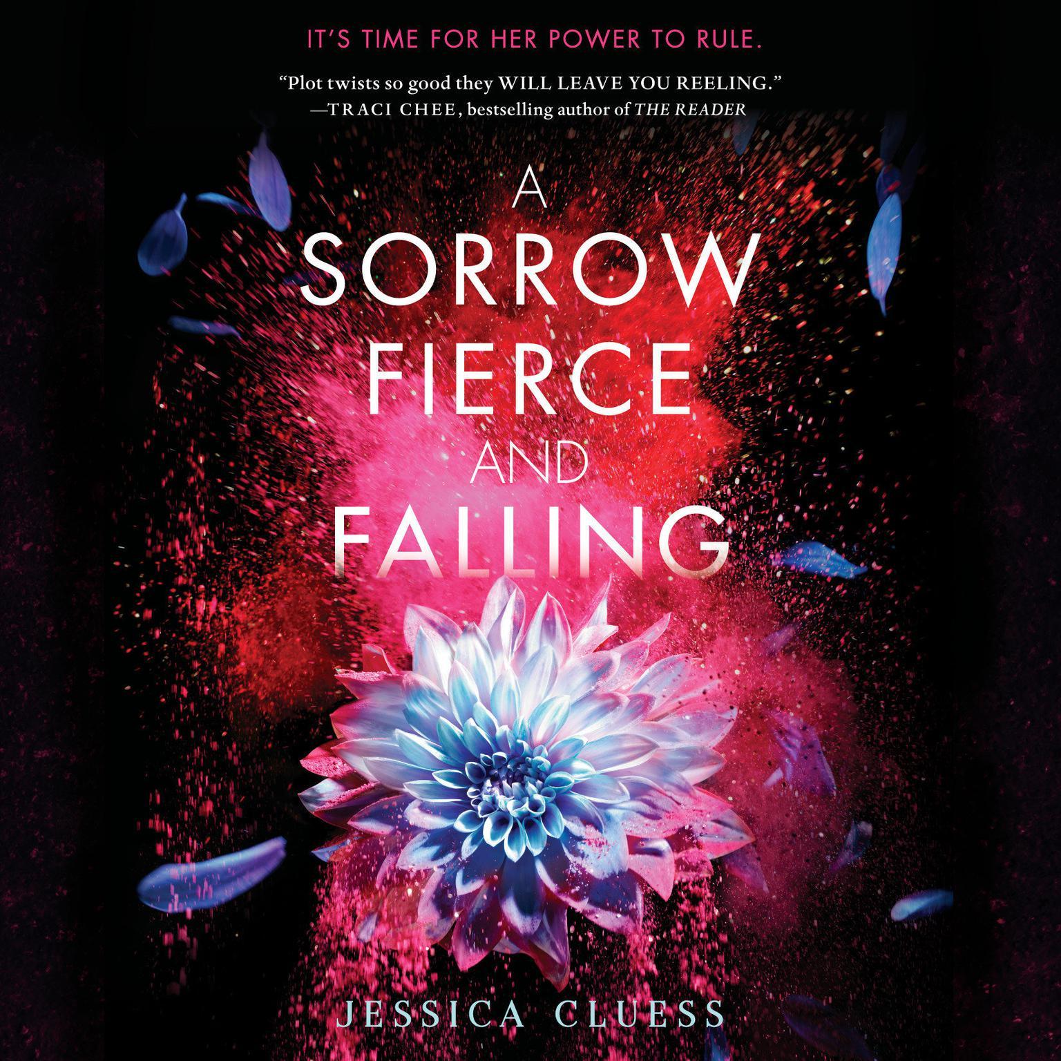 Printable A Sorrow Fierce and Falling (Kingdom on Fire, Book Three) Audiobook Cover Art