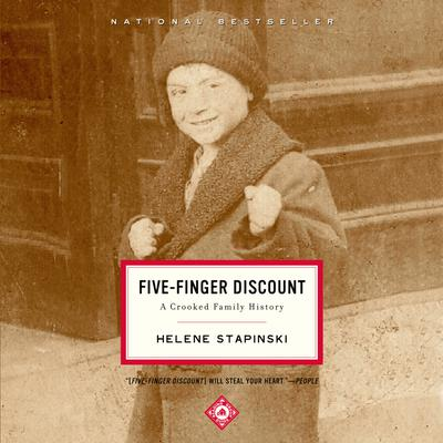 Five-Finger Discount: A Crooked Family History Audiobook, by Helene Stapinski
