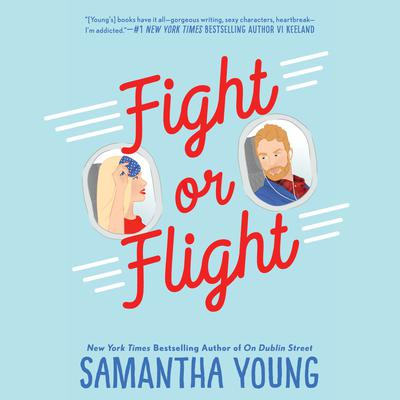 Fight or Flight Audiobook, by Samantha Young