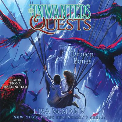 Dragon Bones Audiobook, by Lisa McMann